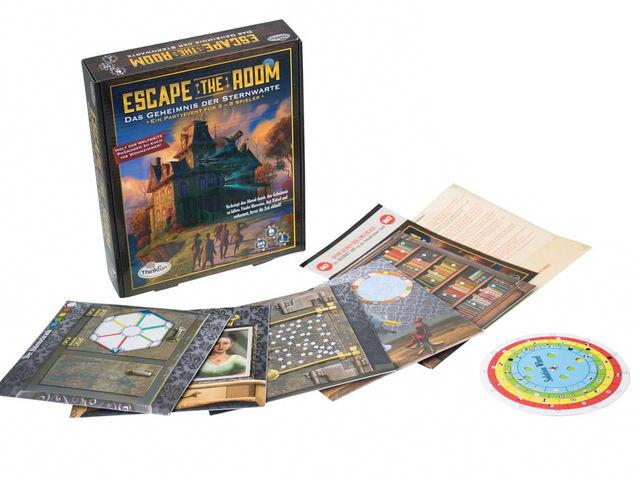 Escape the Room: Das Geheimnis der Sternwarte Bild 1