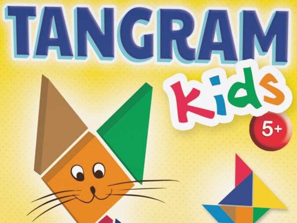 Bild zu Alle Brettspiele-Spiel Tangram Kids