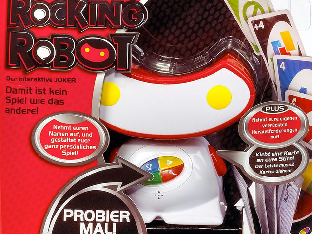 Uno Rocking Robot Bild 1