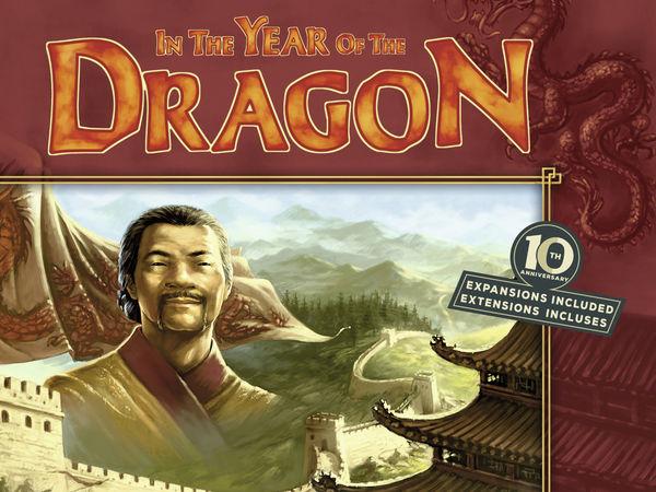 Bild zu Alle Brettspiele-Spiel In the Year of the Dragon: Jubiläumsausgabe