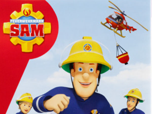 Bild zu Alle Brettspiele-Spiel Feuerwehrmann Sam: Allzeit Bereit!