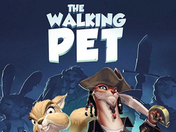Bild zu Alle Brettspiele-Spiel The Walking Pet