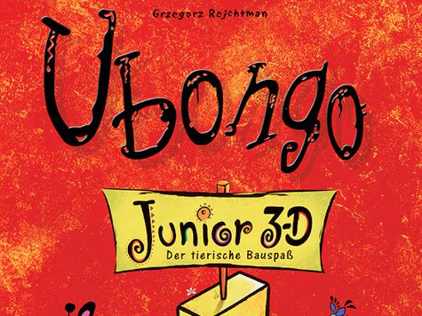 Bild zu Alle Brettspiele-Spiel Ubongo Junior 3D