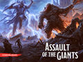 Vorschaubild zu Spiel Assault of the Giants