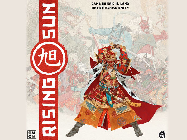 Bild zu Alle Brettspiele-Spiel Rising Sun