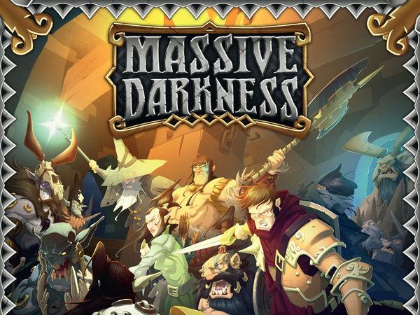 Bild zu Alle Brettspiele-Spiel Massive Darkness