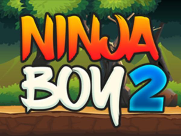 Bild zu Geschick-Spiel Ninja Boy 2
