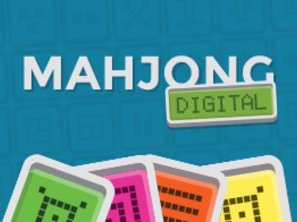 Bild zu Denken-Spiel Mahjong Digital