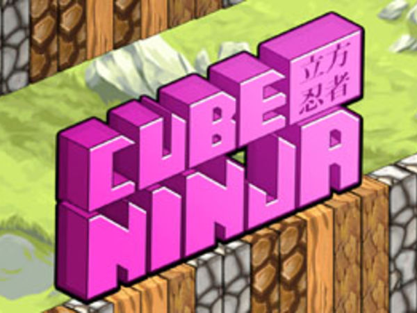 Bild zu Geschick-Spiel Cube Ninja
