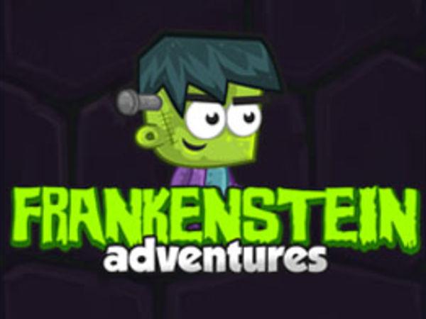 Bild zu Geschick-Spiel Frankenstein Adventures