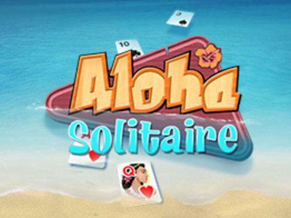 Bild zu Denken-Spiel Aloha Solitaire