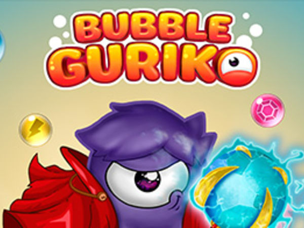 Bild zu Geschick-Spiel Bubble Guriko