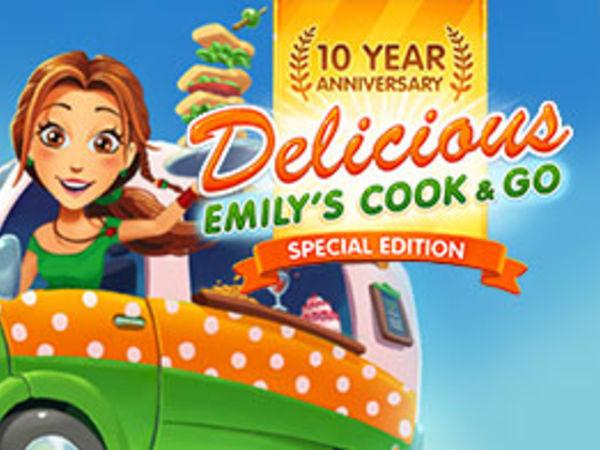 Bild zu Mädchen-Spiel Emilys Cook and Go