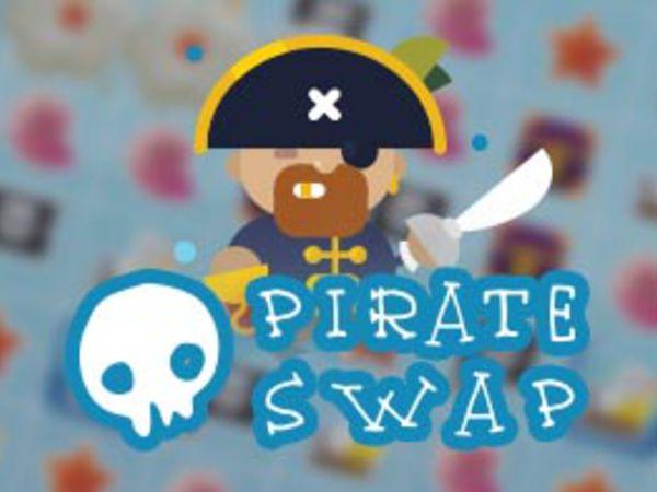 Bild zu Denken-Spiel Pirate Swap