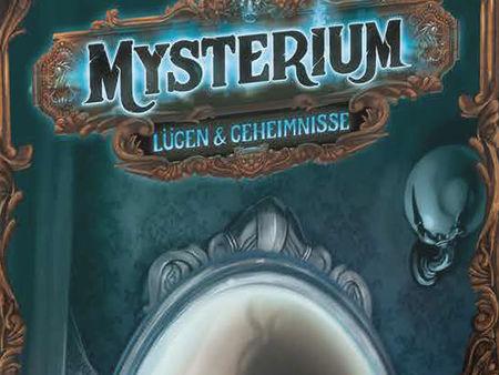 Mysterium: Lügen & Geheimnisse