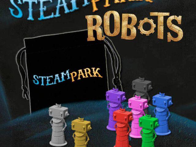 Steam Park: Robots Bild 1