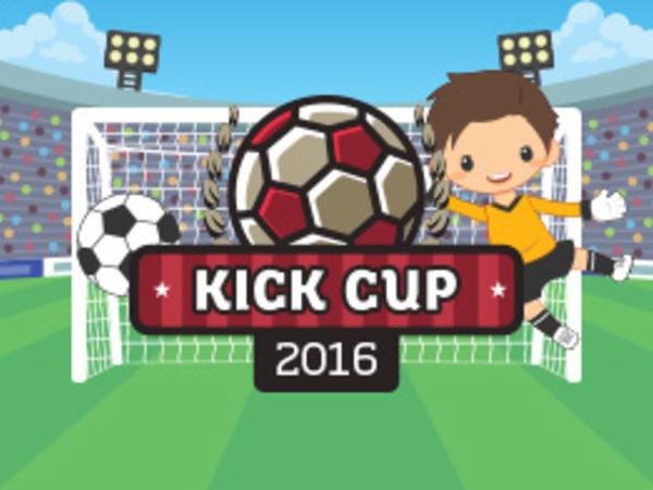 Bild zu Geschick-Spiel Kick Cup