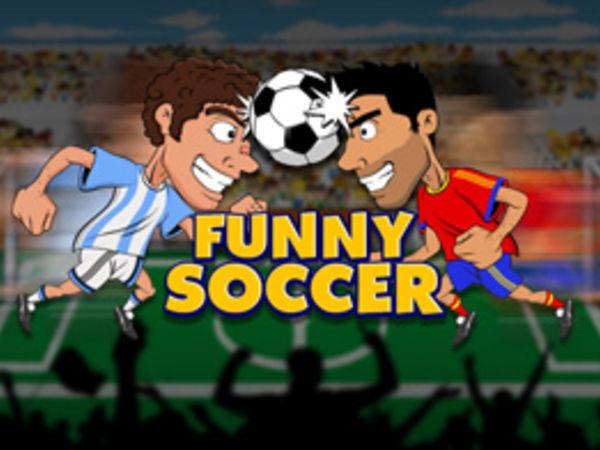 Bild zu Sport-Spiel Funny Soccer
