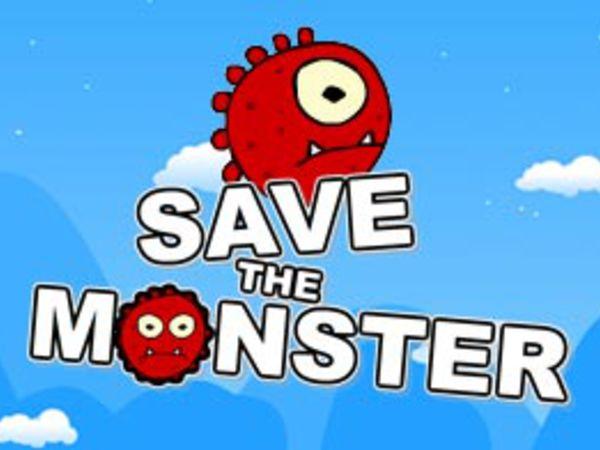Bild zu Geschick-Spiel Save the Monster
