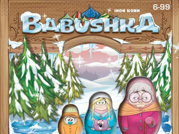 Bild zu Alle Brettspiele-Spiel Babushka