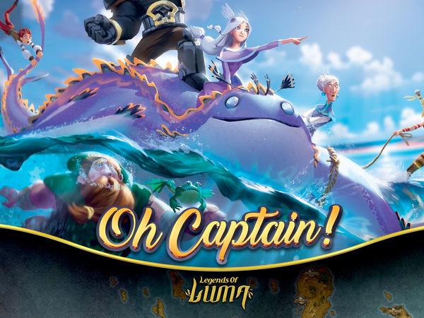 Bild zu Alle Brettspiele-Spiel Oh Captain!