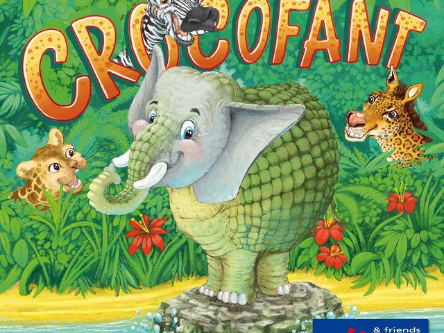 Crocofant Bild 1