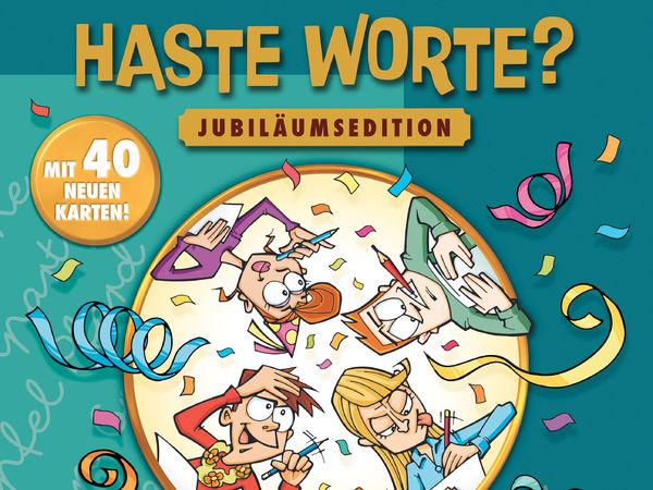 Bild zu Alle Brettspiele-Spiel Haste Worte? Jubiläums-Edition