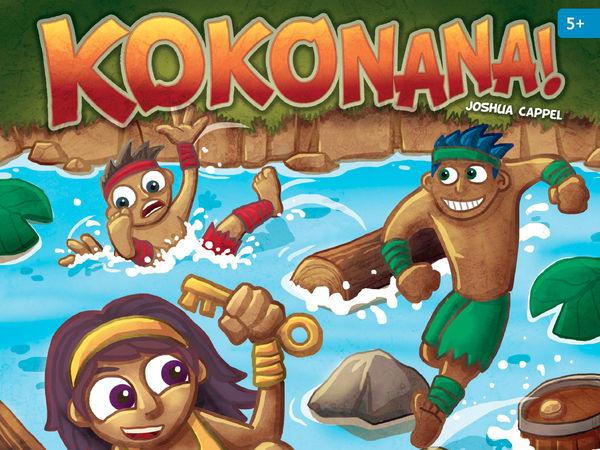 Bild zu Alle Brettspiele-Spiel Kokonana