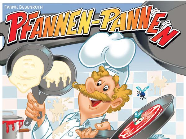 Bild zu Alle Brettspiele-Spiel Pfannen-Pannen