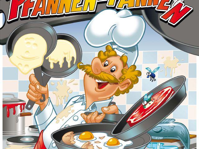 Pfannen-Pannen Bild 1