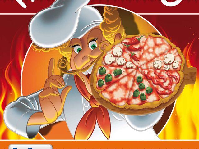 Pizza Diavolo Bild 1