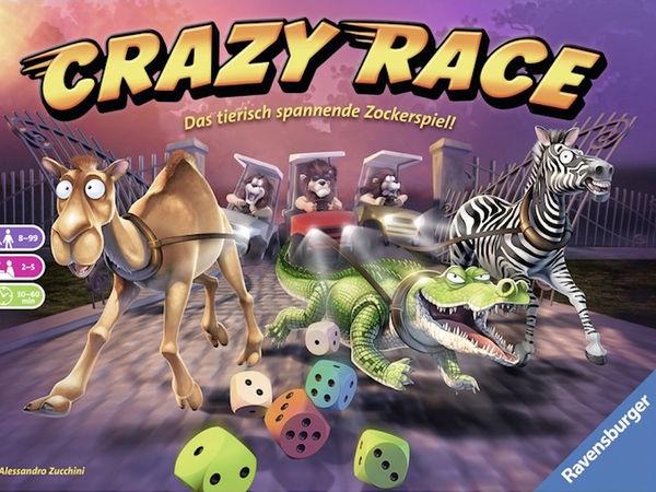 Bild zu Alle Brettspiele-Spiel Crazy Race
