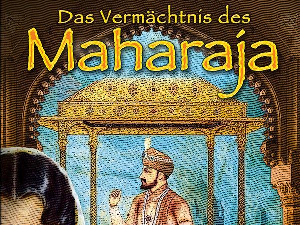 Bild zu Alle Brettspiele-Spiel Das Vermächtnis Des Maharaja