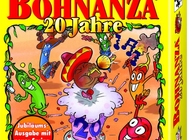 Bohnanza: 20 Jahre Bild 1