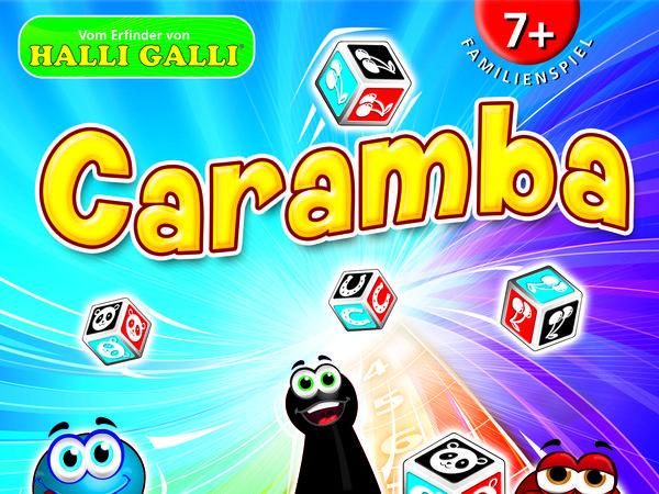 Bild zu Alle Brettspiele-Spiel Caramba