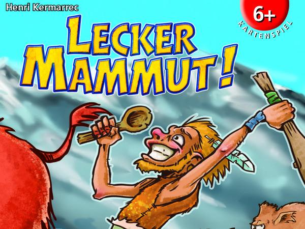 Bild zu Alle Brettspiele-Spiel Lecker Mammut!