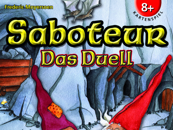 Bild zu Alle Brettspiele-Spiel Saboteur: Das Duell