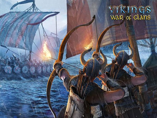 Bild zu Action-Spiel Vikings - War of Clans