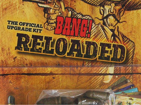 Bild zu Alle Brettspiele-Spiel Bang! Reloaded