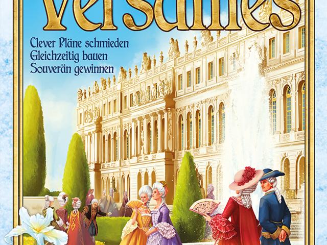 Die Gärten von Versailles Bild 1