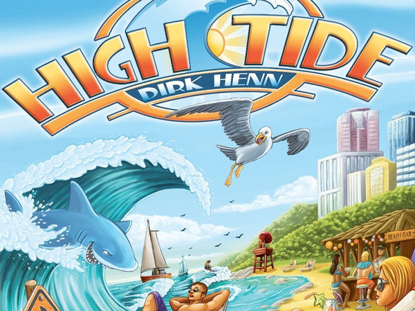 Bild zu Alle Brettspiele-Spiel High Tide