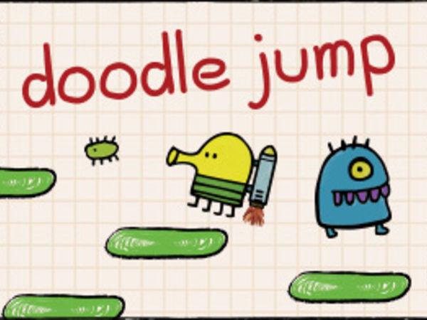 Bild zu Geschick-Spiel Doodle Jump