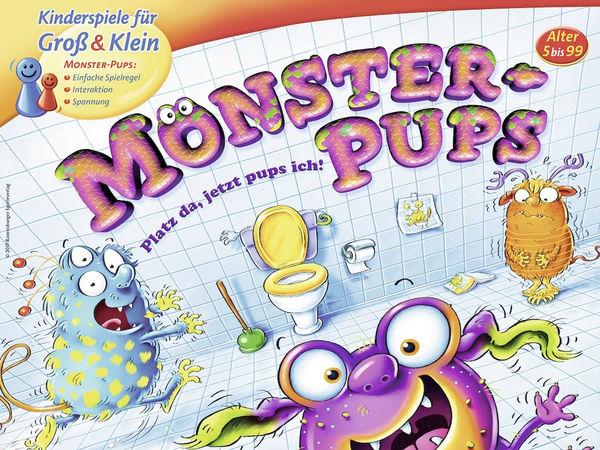 Bild zu Alle Brettspiele-Spiel Monster-Pups