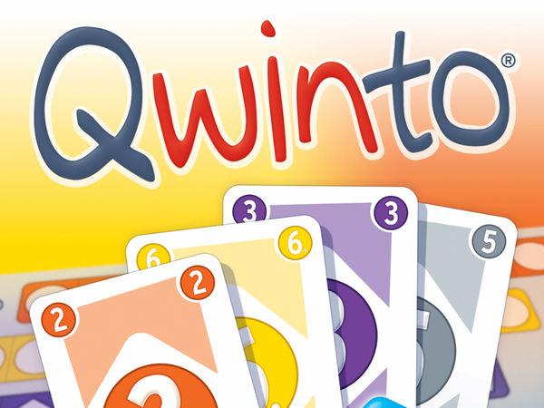 Bild zu Alle Brettspiele-Spiel Qwinto: Das Kartenspiel