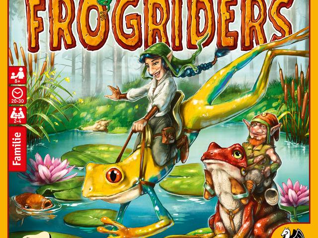 Frogriders Bild 1
