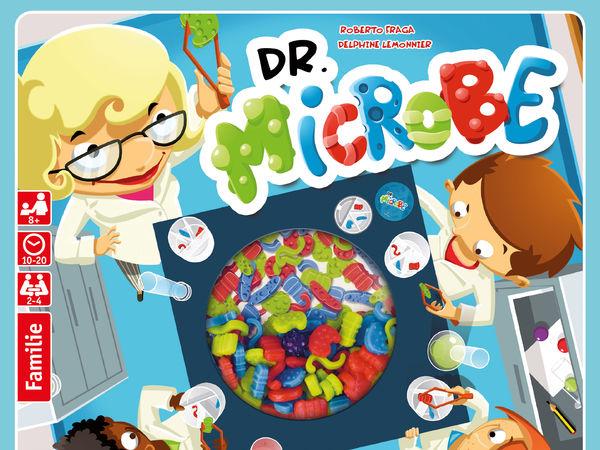 Bild zu Alle Brettspiele-Spiel Dr. Microbe