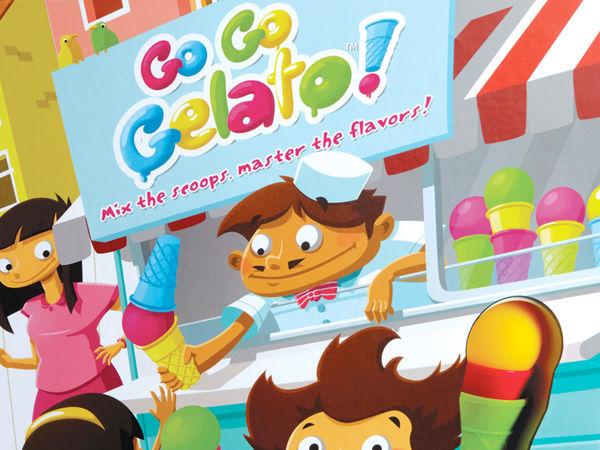Bild zu Alle Brettspiele-Spiel Go Go Gelato!