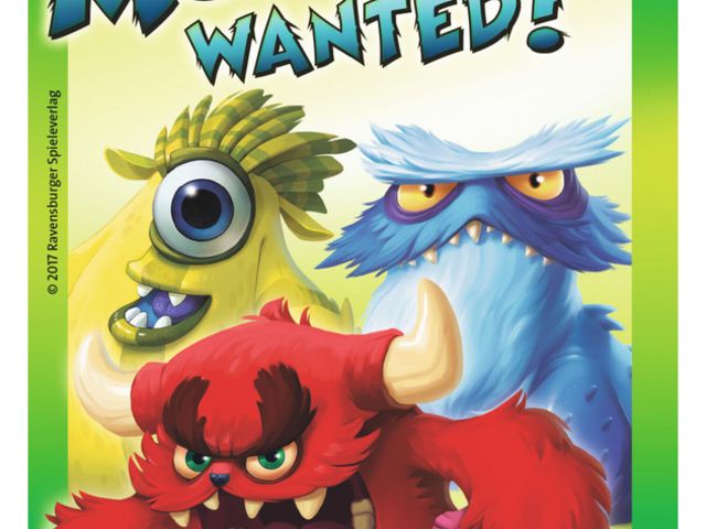 Monster Wanted! Bild 1