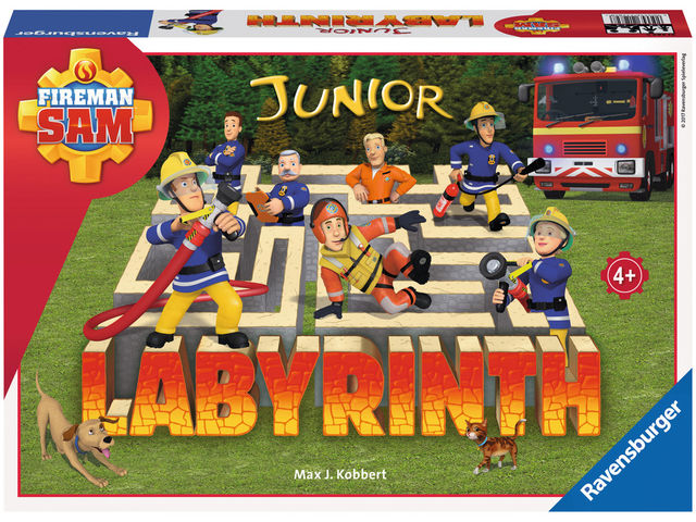Feuerwehrmann Sam: Junior Labyrinth Bild 1