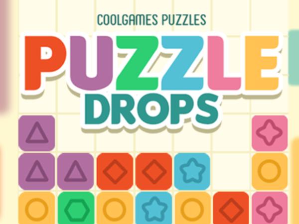 Bild zu Denken-Spiel Puzzle Drops